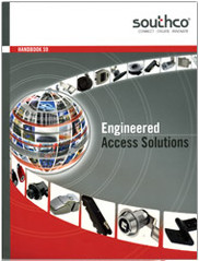 The Southco Handbook has thousands of engineered access hardware solutions.